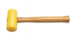 """Eurotool Plastic Mallet with 1-3/4"""" Face In Yellow HAM-413.00 (19759)"""