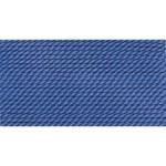 Griffin Silk Thread Blue Size 8 0.80mm 2 meter card (21822)