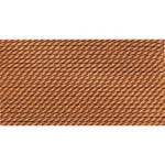 Griffin Silk Thread Carnelian Size 8 0.80mm 2 meter card