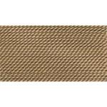 Griffin Silk Thread Beige Size 10 0.90mm 2 meter card (21834)