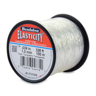 ELASTICITY 1.0MM CLEAR 100M (4703)