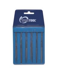 "Eurotool Mini Needle File 4"" 12 Piece Set FIL-990.00 (43490)"