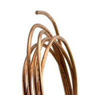 Copper Wire Round 28 gauge WIR-650.28