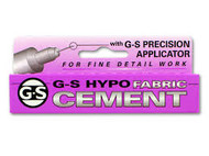GS Hypo Fabric Cement with Precision Applicator JA-GSFABRIC (40531)
