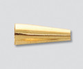 Gold Filled Cone12x4mm - 10 pieces (22339)