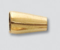Gold Filled Cone 6.5x3.5mm - 10 pieces (22335)