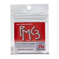 PMC3 Silver Clay 25 grams (38026)