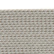 Griffin Silk Thread Grey Size 12 0.98mm 2 meter card