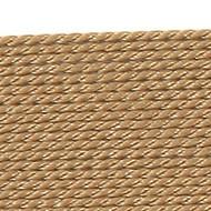 Griffin Silk Thread Beige Size 14 1.02mm 2 meter card