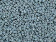 Miyuki Delica Seed Bead size 11/0 Light Sapphire Opaque Dyed Duracoat  DB 2129