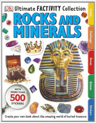 DK Ultimate Factivity Collection: Rocks & Minerals - Doring Kindersley Publishing