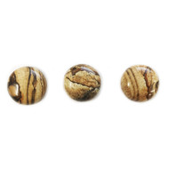 Picture Jasper Cabochon 20mm Round - each