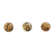 Picture Jasper  Cabochon 10mm Round - each