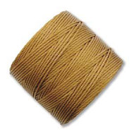 Superlon Gold  Fine Bead Cord Tex 135 118 yards - each