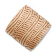 Superlon Light Copper Fine Bead Cord Tex 135 118 yards - each