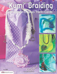 Kumi Braiding: With Beads, Thread ,Yarn, Cords - Suzanne McNeill