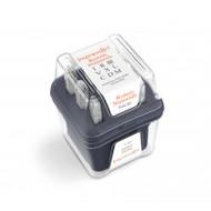 ImpressArt 3mm Roman Numerals Stamp Set - set