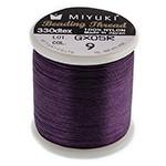 Miyuki Nylon Bead Thread Size B Purple 50M