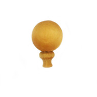Guru Bead Cedar Wood 15mm bead and tower set