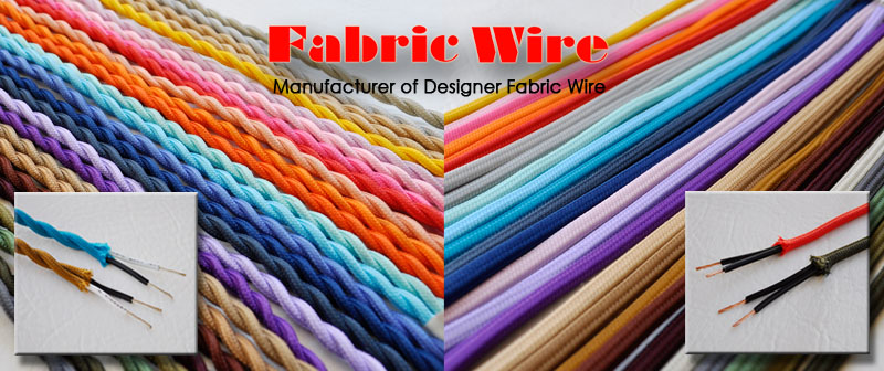 Cloth Covered Electrical Wire - Google+