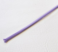 Medium Purple - Flat Cloth Covered Wire (Per Foot)