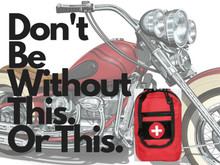 The Best Motorcycle First Aid Trauma Kit