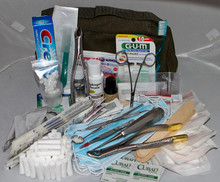 Doom and Bloom(tm) Deluxe Dental Kit