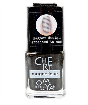 BLACK-HOLE CHERIMOYA MAGNETIQUE NAIL POLISH
