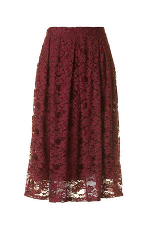 Full Wine Skirt