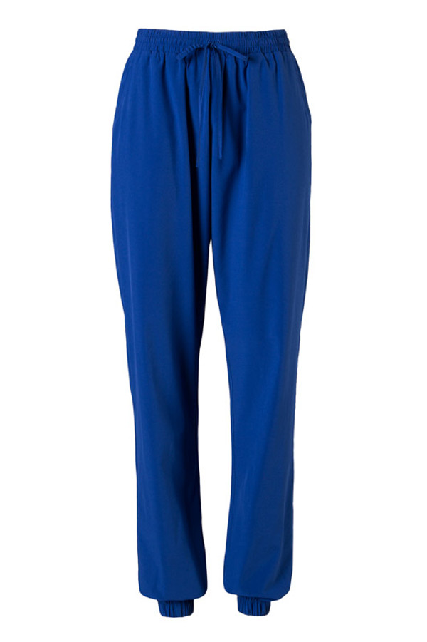 Royal Blue Jogger Pants
