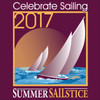 2017 Summer Sailstice Women's V-Neck Cotton T-Shirt