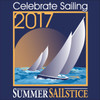 2017 Summer Sailstice T-Shirt Blue