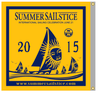 SALE! 2015 Summer Sailstice Burgee