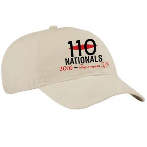 110 National Championship 2016 Cotton Sailing Cap