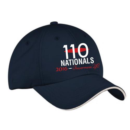 SALE! 110 National Championship 2016 Wicking Sailing Cap