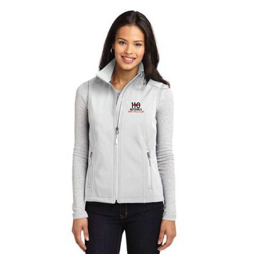 110 National Championship 2016 Women's Softshell Vest