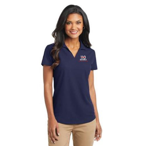 110 National Championship 2016 Women's Wicking Polo Shirt