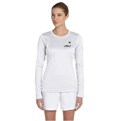SALE! Long Beach Race Week 2015 Women's Wicking Shirt (White)