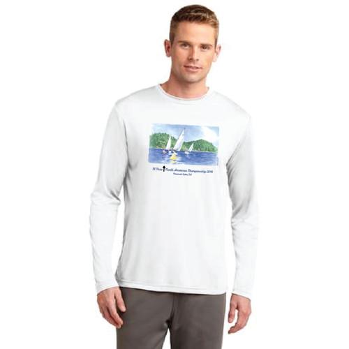 SALE!  El Toro North Americans 2016 Long Sleeve Wicking Shirt