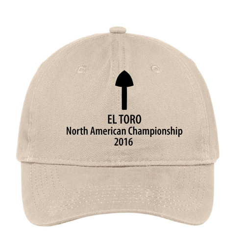 SALE! El Toro North Americans 2016 Cotton Sailing Cap