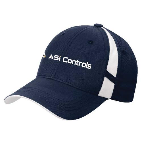 ASI Controls Dry Zone® Mesh Inset Cap by Sport-Tek®