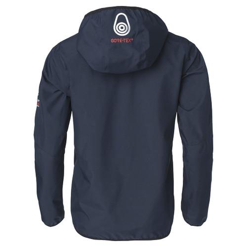 Sail racing gore tex insulated hood jacket