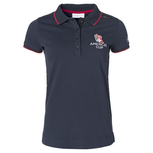 Women's America's Cup 2017 Polo (Navy)