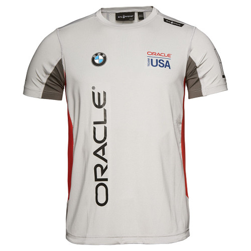 Oracle Moisture Wicking Technical Tee (Grey Violet)