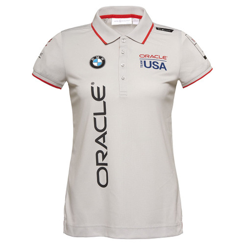 SALE! Women's Oracle Moisture Wicking Polo (Grey Violet)
