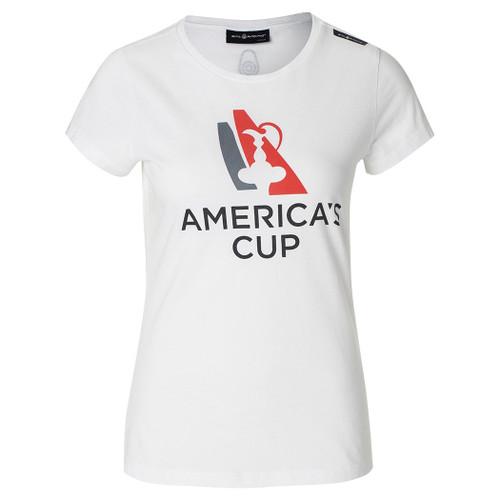 Women's America's Cup 2017 Tee (White)