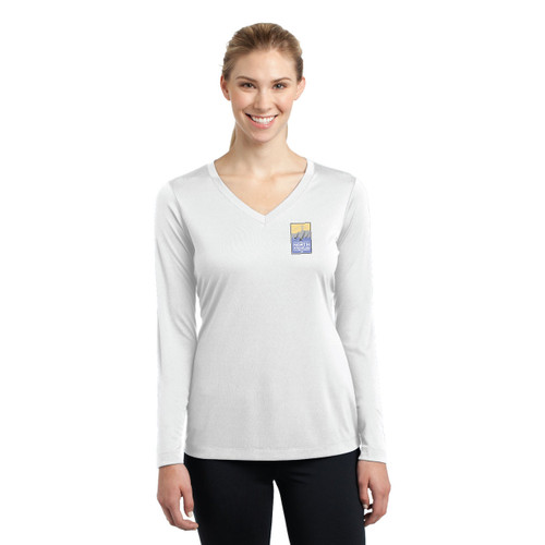 Women's Ultimate 20 North Americans 2016 Long Sleeve Wicking Shirt