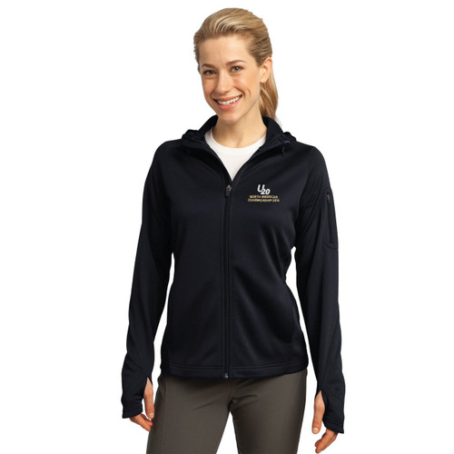 Women's Ultimate 20 North Americans 2016 Wicking Fleece Hoodie