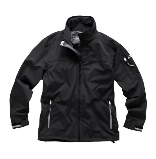 SALE! Gill® Crew Jacket Graphite