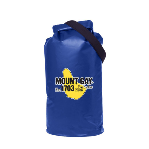 Mount Gay® Rum Splash/Dry Bag with Strap by Port Authority®  (Blue)